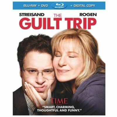 The Guilt Trip (Blu-ray/DVD, 2013, 2-Disc Set, Includes Digital Copy;...