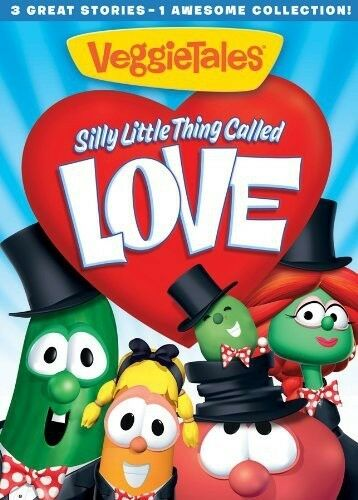 VEGGIE TALES: SILLY LITTLE THING CALLED LOVE (DVD, 2010)