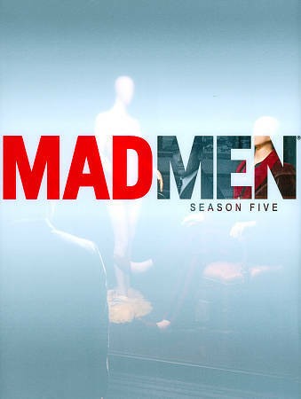 MAD MEN The COMPLETE 5th Season 13 Episodes FREE SHIP BRAND NEW FACTORY SEALED