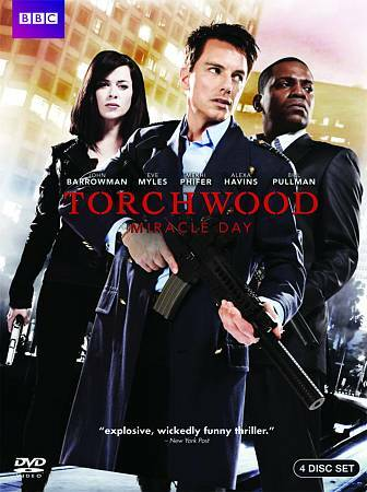 Torchwood:Miracle Day - DVD Region 1 - BRAND NEW - SEALED - FREE SHIPPING!!!
