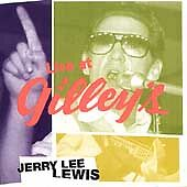 Live at Gilleys by Lewis,Jerry Lee