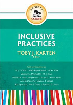The Best of Corwin: Inclusive Practices by