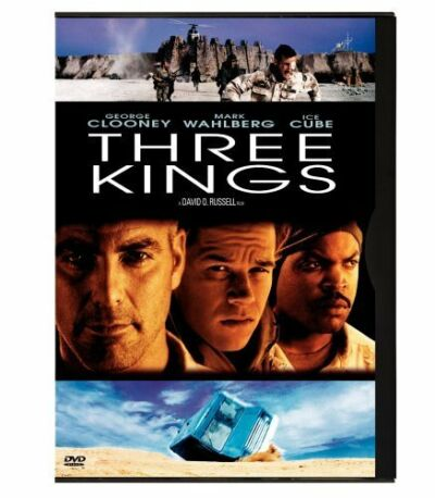 Three Kings (DVD, 2000, Special Edition Letterboxed)