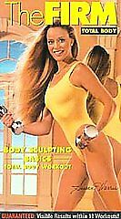 The Firm: Total Body - Body Sculpting Basics [VHS] by Susan Harris, Tad Abrams,