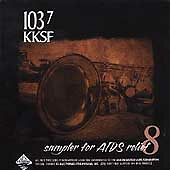 Sampler for AIDS Relief, Vol. 8 by Various Artists