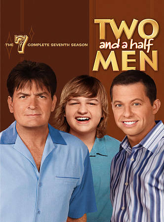 Two and a Half Men: The Complete Seventh Season (DVD, 2010, 3-Disc Set)