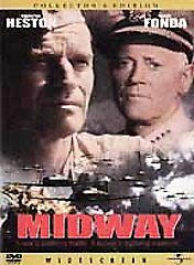 Midway (DVD, 2001, Collector's Edition)