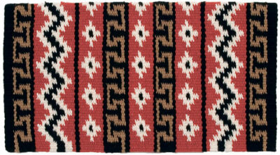 Mayatex Inca Trail Saddle Blanket New Zealand Wool - 4 colors available NEW