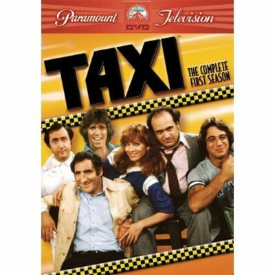 Taxi - The Complete First Season DVD, Judd Hirsch, Jeff Conaway, Danny DeVito