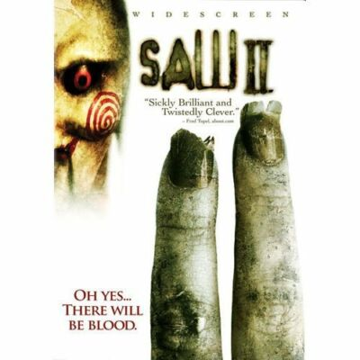 Saw II (DVD, 2006, Widescreen Edition) Tony Nappo, Shawnee Smith 2