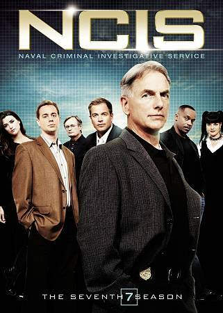 NCIS: The Seventh Season (DVD, 2010, 6-Disc Set) NIB/Sealed