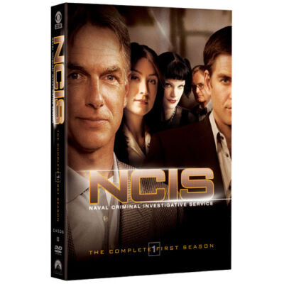 NCIS: The Complete First Season -Mark Harmon, Michael Weatherly, Pauley Perrette