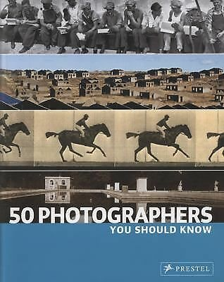 50 Photographers You Should Know by Stepan, Peter