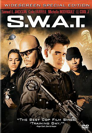 S.W.A.T. (DVD, 2003, Widescreen Special Edition)
