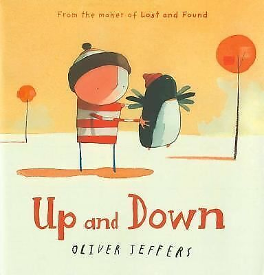 Up and Down by Jeffers, Oliver