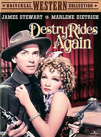 DESTRY RIDES AGAIN by