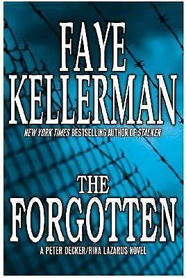 The Forgotten by Faye Kellerman (2001, Hardcover)