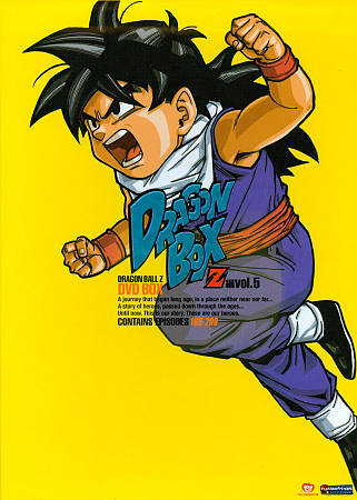 DragonBall Z: Dragon Box, Vol. 5 (DVD, 2011, 6-Disc Set)