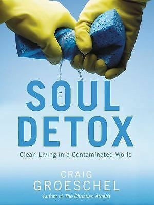 Soul Detox: Clean Living in a Contaminated World by Groeschel, Craig