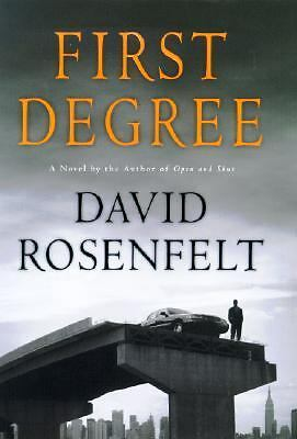 First Degree by Rosenfelt, David
