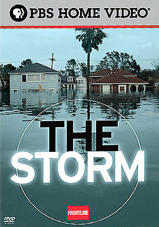 Frontline: The Storm (DVD, 2006, Closed Caption)