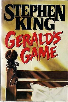 Gerald's Game    Stephen King   1992   Hardcover