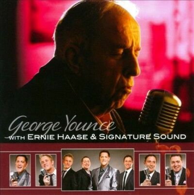George Younce With Ernie Haase & Signature Sound NEW SEALED
