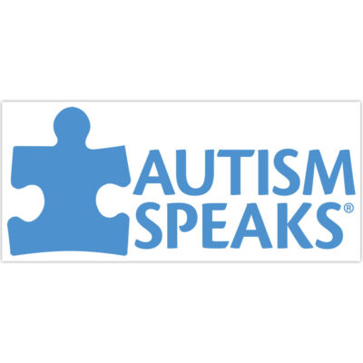 AUTISM SPEAKS Puzzle piece Vinyl DECAL STICKERS proceeds donated