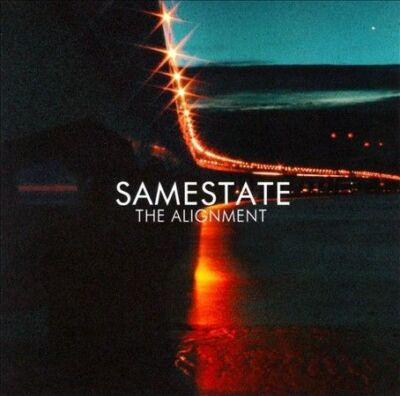 Samestate The Alignment CD Christian Rock NEW CD