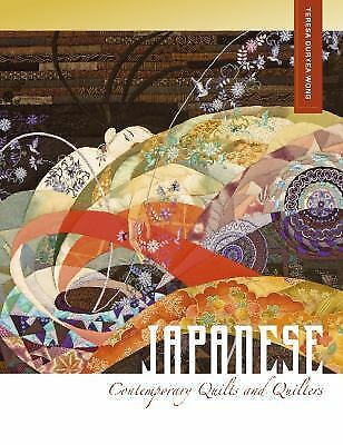 Japanese Contemporary Quilts and Quilts Book