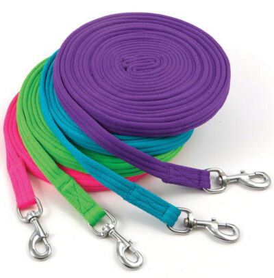 Soft Feel Lunge Line, 26' - 4 Colors Available NEW