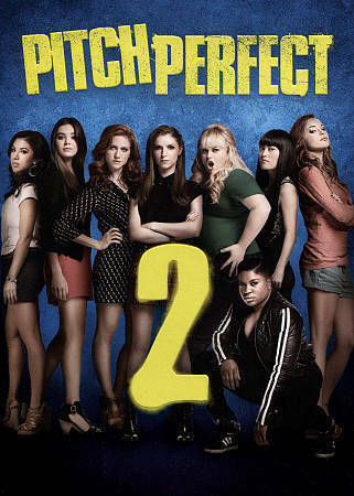 Pitch Perfect 2 (DVD, 2015) Brand New Free Shipping