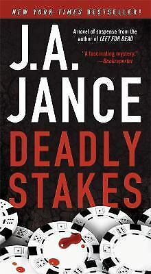 Deadly Stakes (Ali Reynolds), J. A. Jance, Good Book