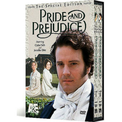 Pride and Prejudice - The Special Edition (A&E Miniseries), Good DVD, Alison Ste