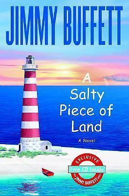 A Salty Piece of Land, Buffett, Jimmy, Good Book
