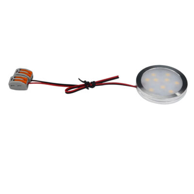 Aiboo 12VDC Aluminium Under Cabinet Lights 4Packs 2W with 30cm Direct Wired