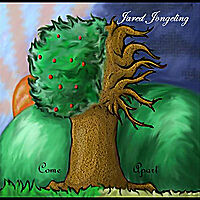 Jared Jongeling - Come Apart brand new! SEALED CD 2 DISCS Smashing Pumpkins SDRE
