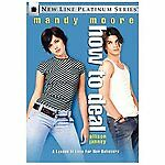 -= How to Deal DVD - Platinum Series - Mandy Moore =-