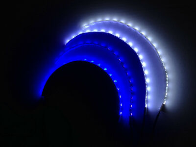 COMBO! Nano Aquarium Coral LED Reef Strip Light Actinic/UV/10K/14k Stunner LEDs