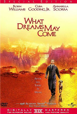 What Dreams May Come - Special Edition DVD -  Robin Williams  Cuba Gooding Jr.