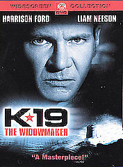 K-19: The Widowmaker (DVD, 2002) WIDESCREEN