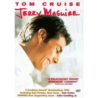 Jerry Maguire (DVD, 1997) TOM CRUISE *ACADEMY AWARD WINNER!!*  (Deluxe WS)