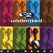 Get Ready! by 2 Unlimited (CD, May-1992, Critique Records)