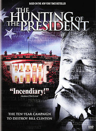 The Hunting of the President (DVD, 2004) WIDESCREEN - FREE USA SHIPPING