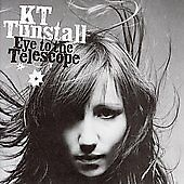 KT TUNSTALL EYE TO THE TELESCOPE 2006 50% CHARITY AUCTION!