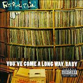 FATBOY SLIM YOU'VE COME A LONG WAY BABY 1998  50% CHARITY AUCTION!