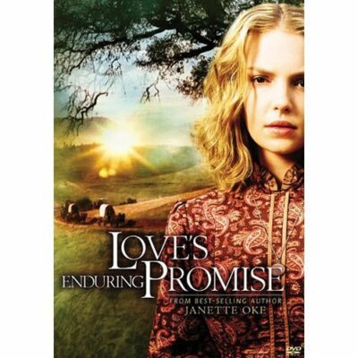 DVD Love's Enduring Promise Janette Oke~Katherine Heigl Logan Arens~New SEALED