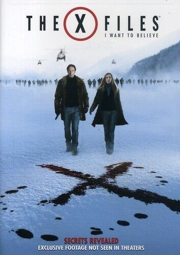 The X-Files: I Want to Believe (DVD, 2009, Checkpoint; Extended Cut;...