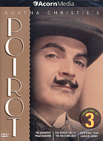 Agatha Christie's Poirot: Collector's Set Volume 3