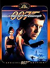 DVD 007 The World Is Not Enough~Ultimate Edition~Good Cond. Fast Ship